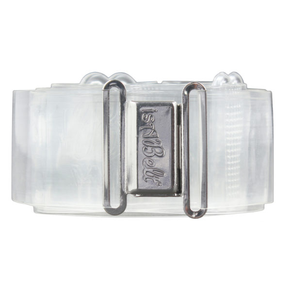 sABelt®-wide-Clear-Magnetic-Clasp-flat-belt-no-bulk-2