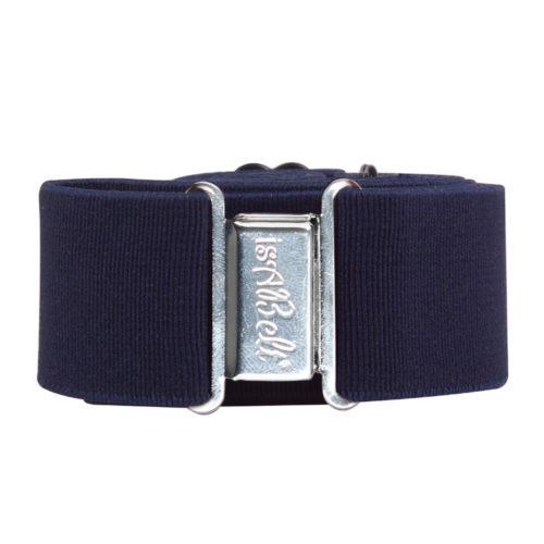Flat fabric belt
