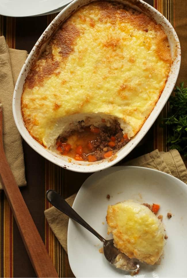 Isabelt10 - Cauliflower Shepard's Pie Recipe