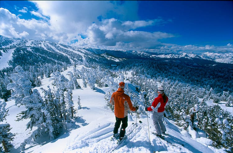 US SKI Destination - Best Ski Vacations in the US
