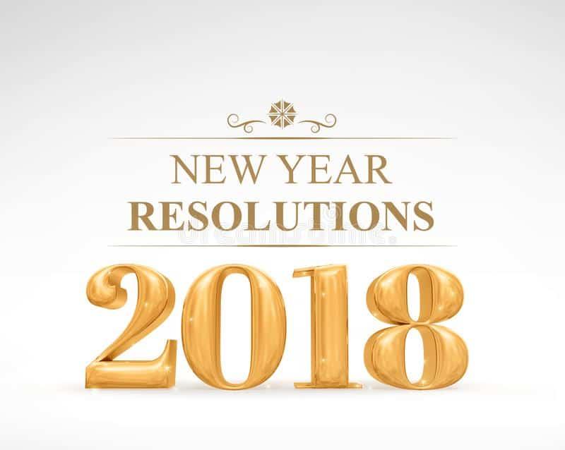 new year resolutions - 6 New Year Resolutions